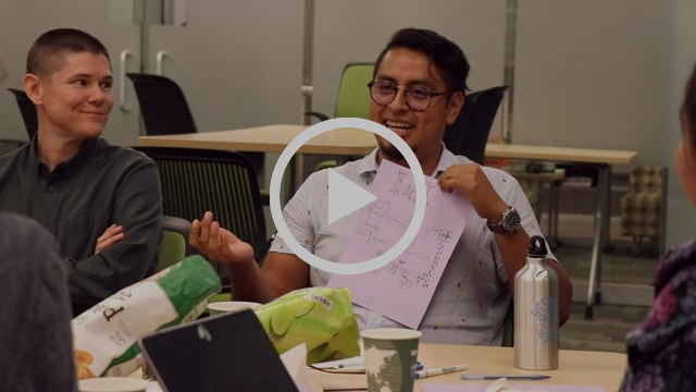 link to the video: 2019 Instructor Learning Communities Grant